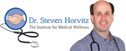 Dr. Steven Horvitz. In 2008, after over 10 years in private practice, I established The Institute for Medical Wellness. My objective was to create an independent practice to offer patients the absolute best care – without compromise. My priority is to serve as your primary personal advocate for health and wellness by combining traditional, old-fashioned values with modern day medical expertise.