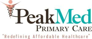 PeakMed is an innovative concept of healthcare that uses an affordable monthly membership model to provide the most complete array of primary care services available to patients with no office wait times, same or next day appointments, no co-pays, 24/7 physician access, and utilization of 21st century technology to optimize your health.