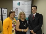 Dr. Ellie Campbell, DO and Michael Tetreault on Physician Radio HealthGate, July 2013.
