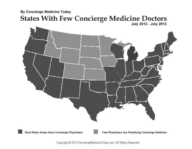 concierge medicine popular