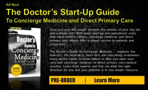 startup guide to concierge medicine direct primary care
