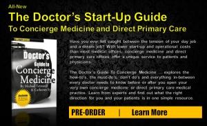 startup guide to concierge medicine direct primary care
