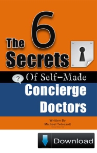 2014 - 6 Secrets_concierge medicine