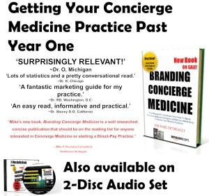 branding direct primary care book