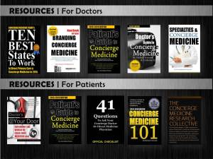 concierge medicine books