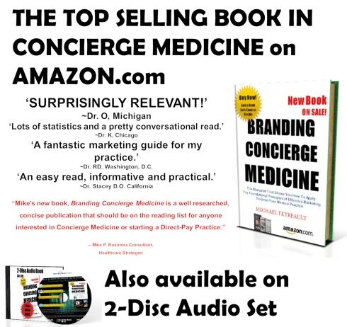 marketing concierge medicine book