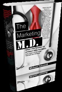 the marketing md book tetreault