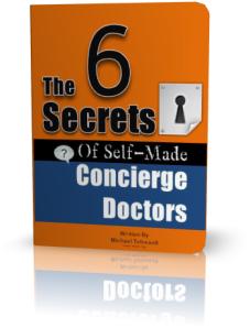 6 secrets concierge medicin