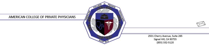 acpp concierge medicine dpc