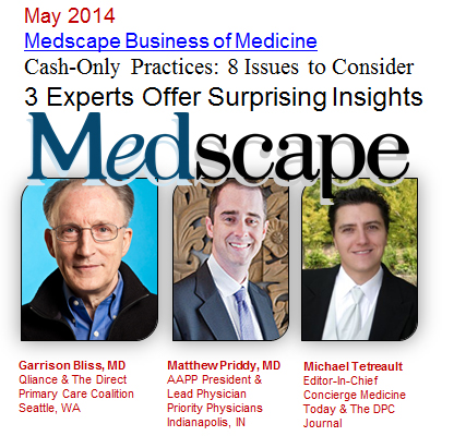 Medscape/WebMD: Cash-Only Practices: 8 Issues to Consider – The ...