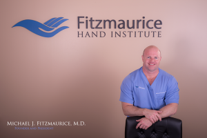 Phoenix Arizona surgeon Dr. Michael Fitzmaurice has become a leader in minimally invasive hand surgery. He has performed thousands of procedures and is actively involved in research concerning various aspects of hand surgery, including peripheral-nerve support and surgery.