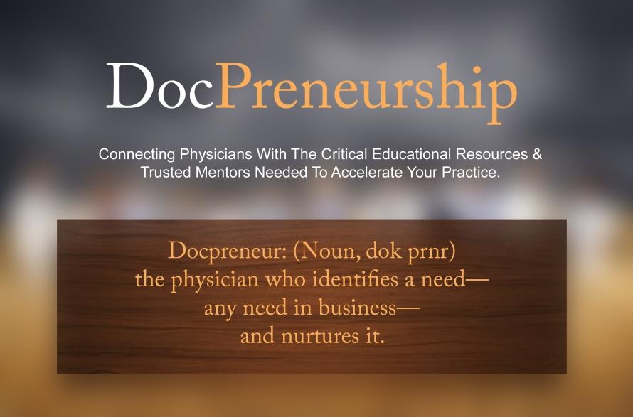 docpreneurship 2016
