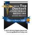"""MEET THE 2016 LIST OF """"TOP DOCS in CONCIERGE MEDICINE"""" ..."""