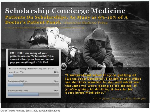scholarship Concierge Medicine