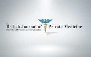Read More About Private Medicine and Free Market Healthcare Delivery Abroad and in the U.K. with our ALL-New Medical Journal, The British Journal of Private Medicine.