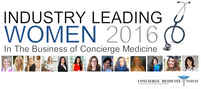 industry leading women concierge medicine 2016