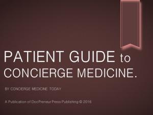 patient guide 2016