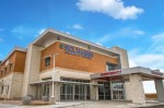 The two-story SCL Health Community Hospital-Westminster opened outside Denver last fall. (Courtesy of Emerus and SCL Health)