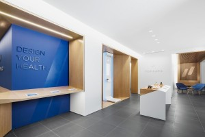 Google and Uber alums have created a doctor's office that's like an Apple Store meets 'Westworld' -- Business Insider (Photo Credit: Forward)