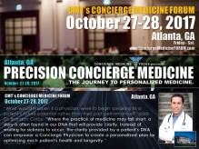 2concierge dpc precision medicine conference event forum atlanta 2017 2018_colby