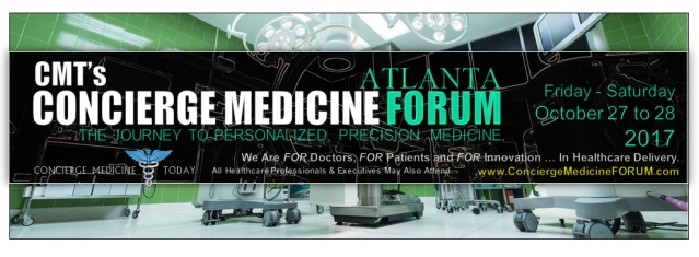 concierge medicine for doctors atlanta conference
