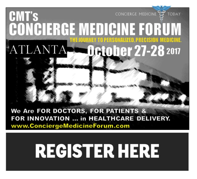 concierge medicine forum atlanta today 2017