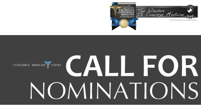 top doc nominate concierge medicine direct primary care