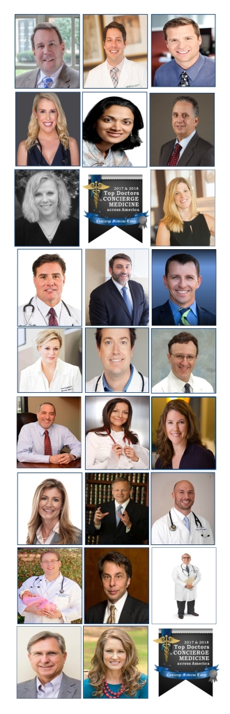 concierge medicine top doctors 2018 2017 fordoctors