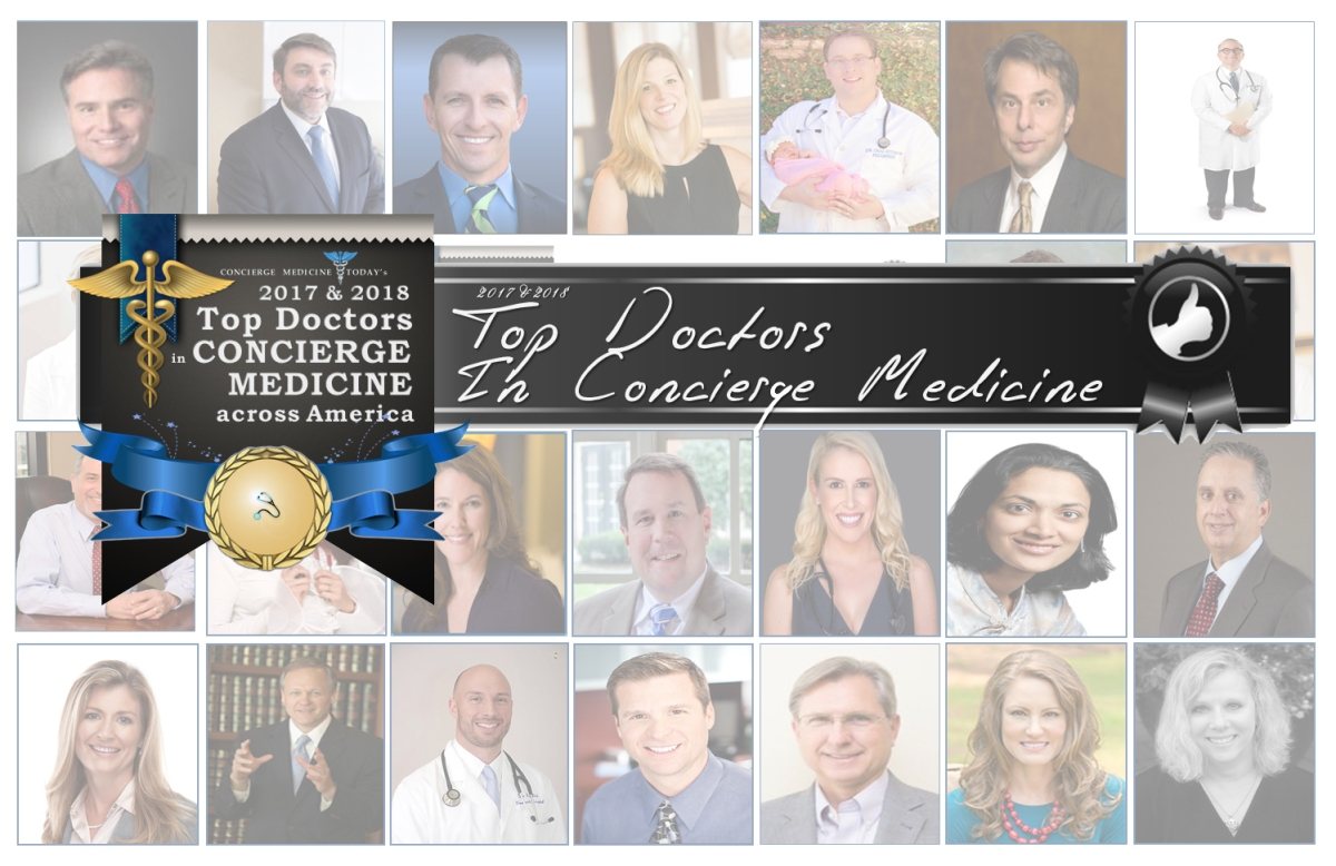 Meet The Top Doctors In Concierge Medicine [25] of 2018