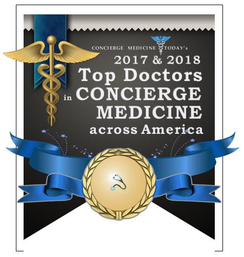 Meet The Top Doctors In Concierge Medicine 25 Of 2018 Concierge