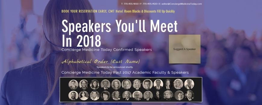 cmt 2018 forum speakers