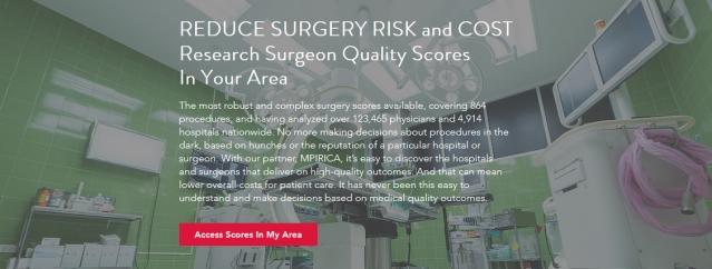 surgeon scores 2017