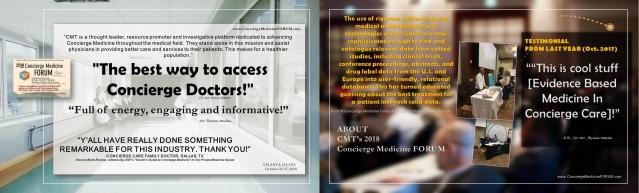 concierge medicine dpc forum 2018 ATL 2