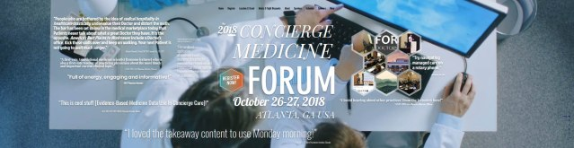 concierge medicine forum atlanta 2018 BLUE23