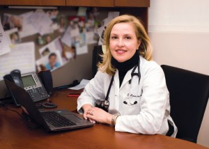 Amanda Collins-Baine MD