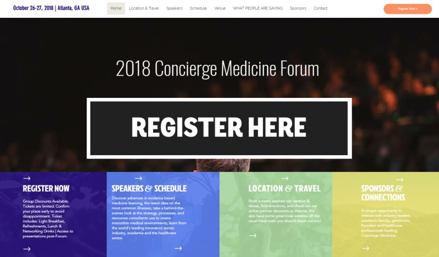 Register Early ... Steep Group Discounts Also Avail. & Students/Residents ... OCT. 26-27, 2018 ...