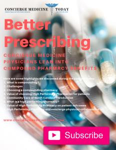 compound pharmacy concierge precision medicine
