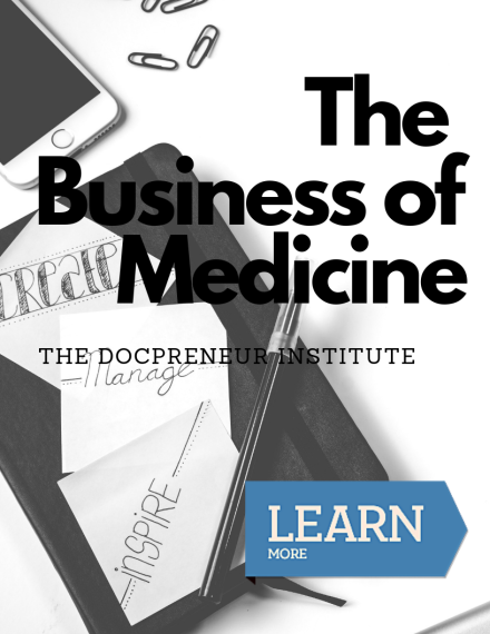docpreneur business of medicine