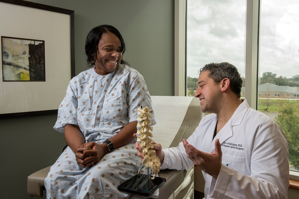International Spine Institute's Dr. Marco Rodriguez Using Stem Cell Therapy Instead of Spinal Surgery to Relieve Chronic Low Back Pain