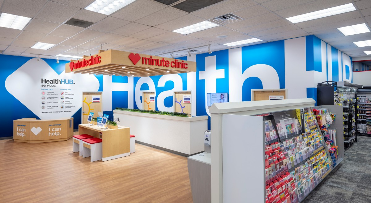 CVS Health unveils HealthHUB, 3 new concept stores in Texas and  Care Concierge, a newly established professional responsible for customer engagement.