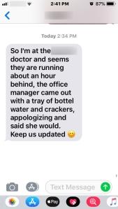 concierge medicine today real text