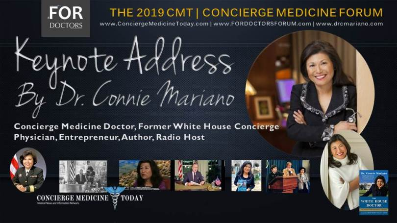 2019_Connie_Mariano_MD_white_house_Concierge_Medicine_Today_Conference_Atlanta_Forum