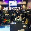 At the 2019 Concierge Medicine FORUM in Atlanta, GA USA, 2019-2020.